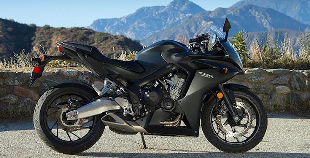 honda-CBR650F-bike