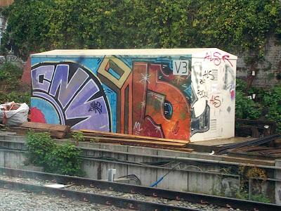 graffiti CNN ALS CHOK