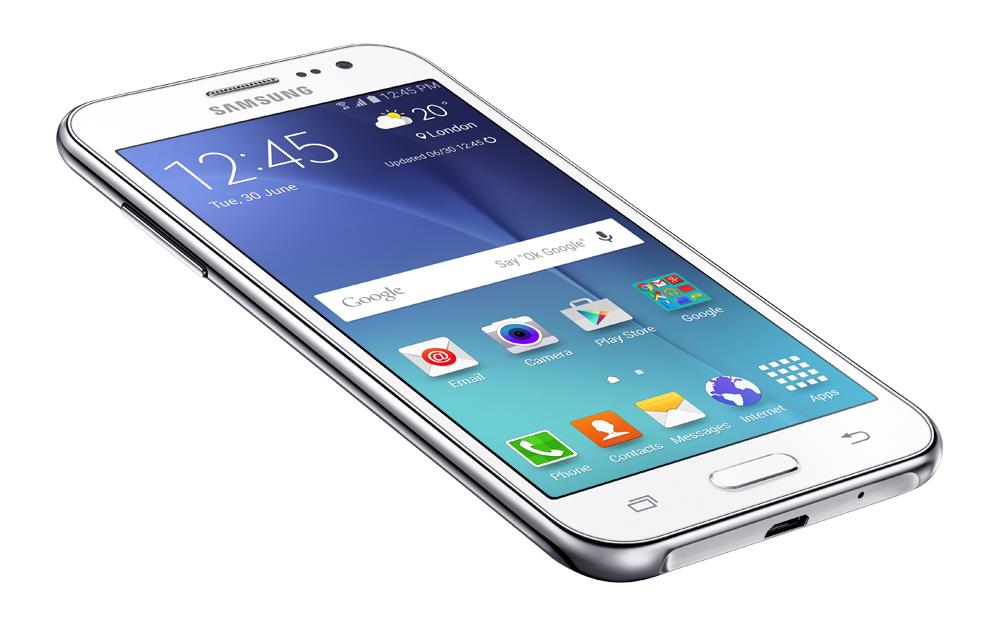Samsung Galaxy J2 Budget Super AMOLED And LTE Smartphone