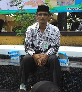 Sambuatan Kepala UPT Inspeksi Pendidikan Kecamatan Banua Lawas