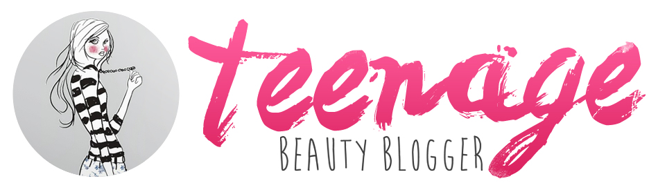 Teenage Beauty Blogger
