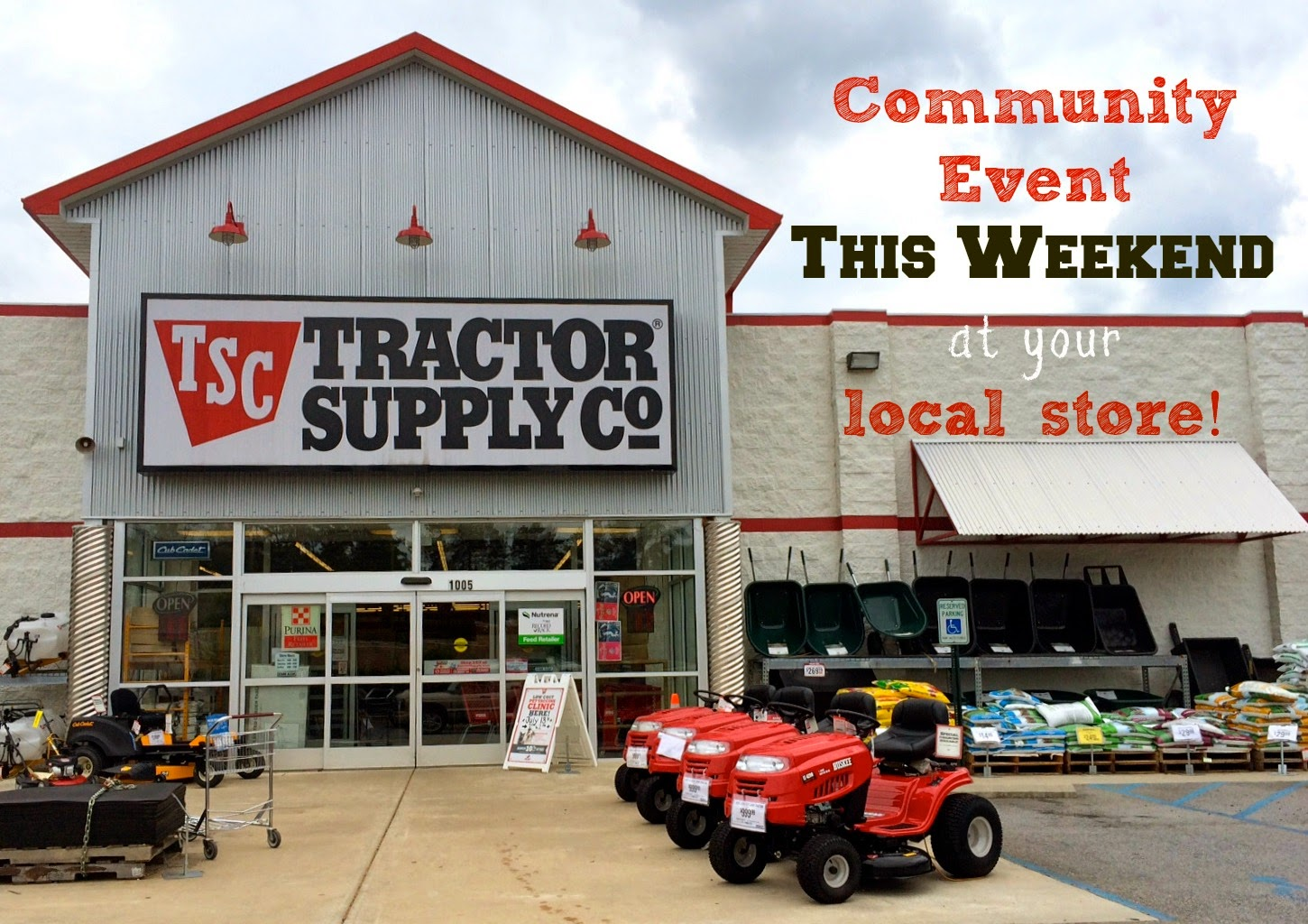 Tractor Supply Find It : To dog with love get ready celebrate at tractorsupply