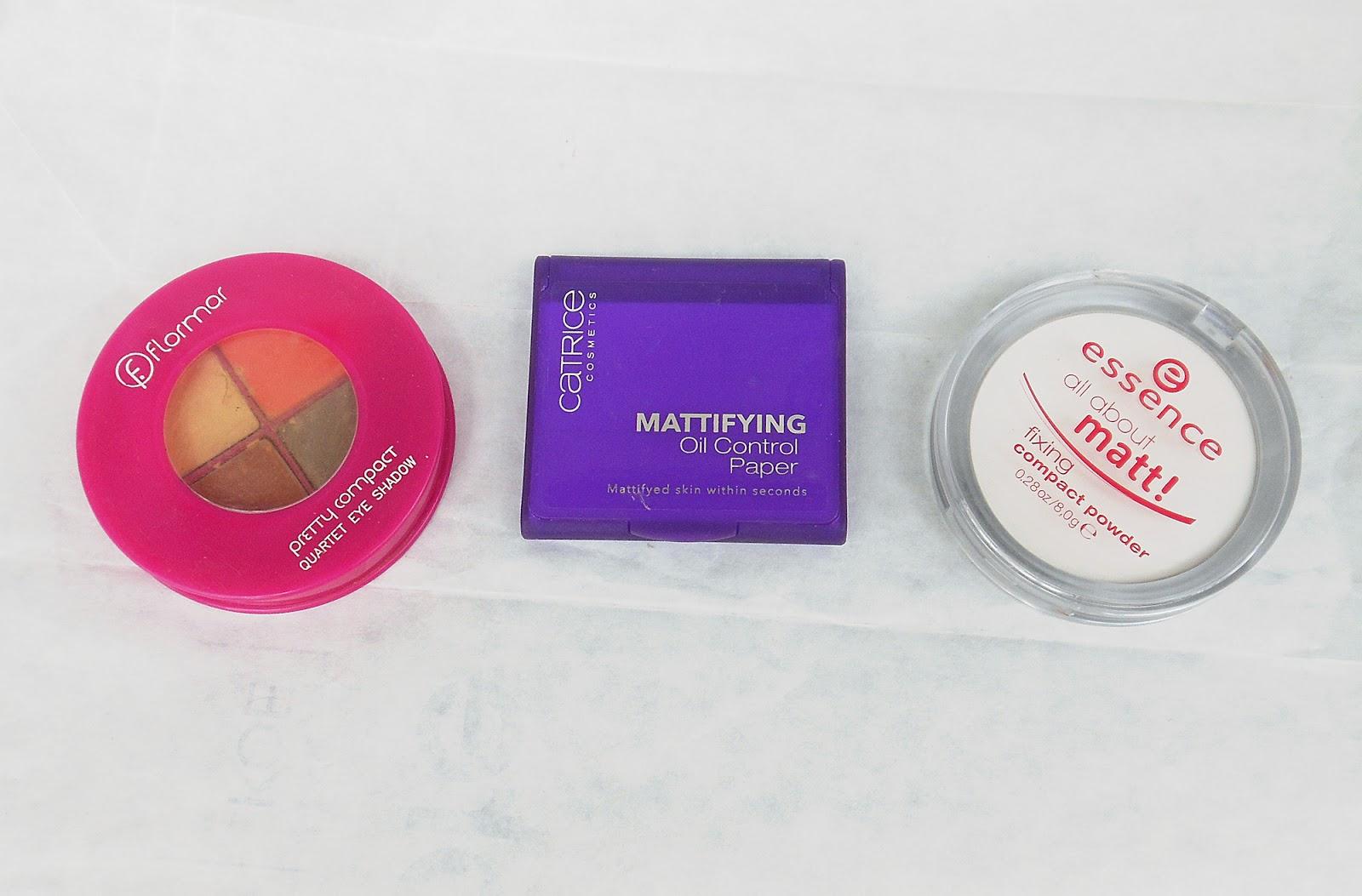 Summer Essentials: Make-up / Какво ползвам през лятото: Грим продукти