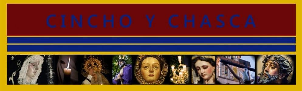 Cincho y Chasca - Semana Santa de Sanlúcar de Barrameda