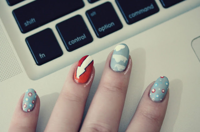 Manicurity | Yabbly! website review (and a little nail art)