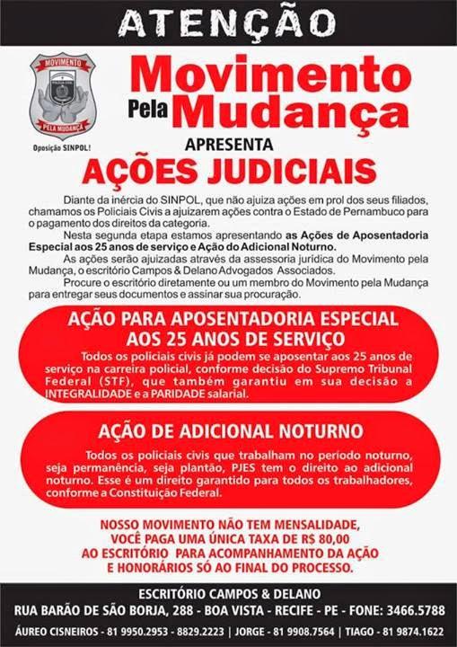 AÇÕES JURÍDICAS - 2