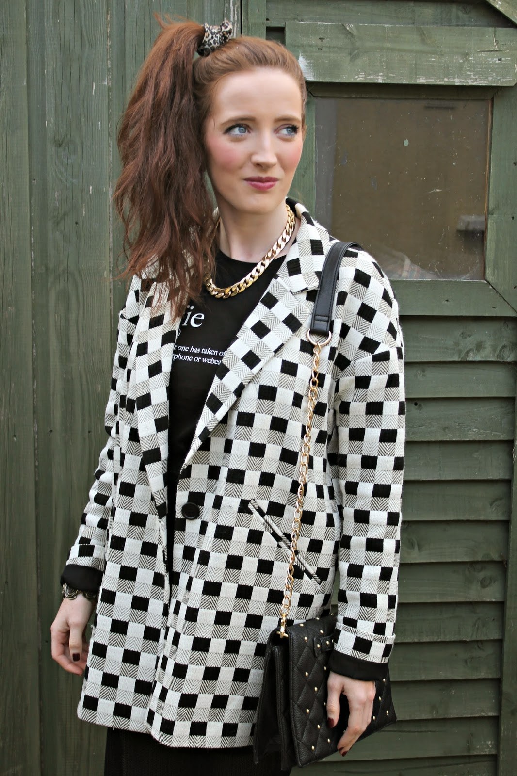 Bec Boop fashion blogger Galway