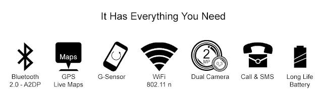 SpeedUp Pad 7, Tablet Dual Core Bisa Call dan SMS