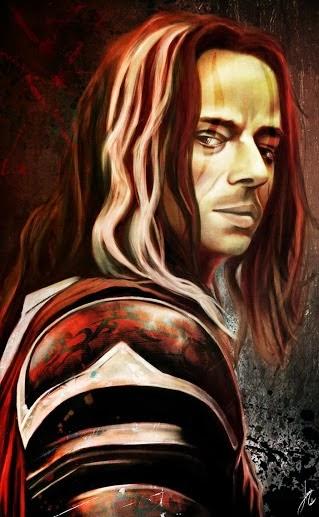 Jaqen H'ghar retrato - Juego de Tronos en los siete reinos