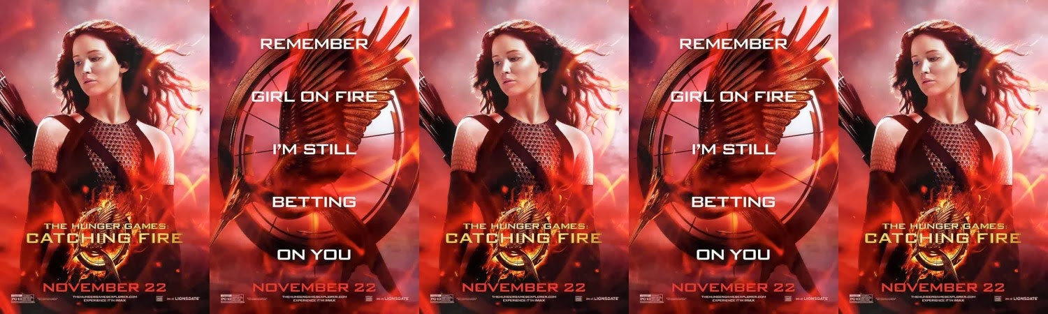 hunger games catching fire essay Rarely can it be said that the movie is better than the book, but the newly released catching fire is an exception fans of the book series the hunger games and the first movie of the.