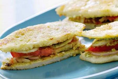 Uttapam Sandwich