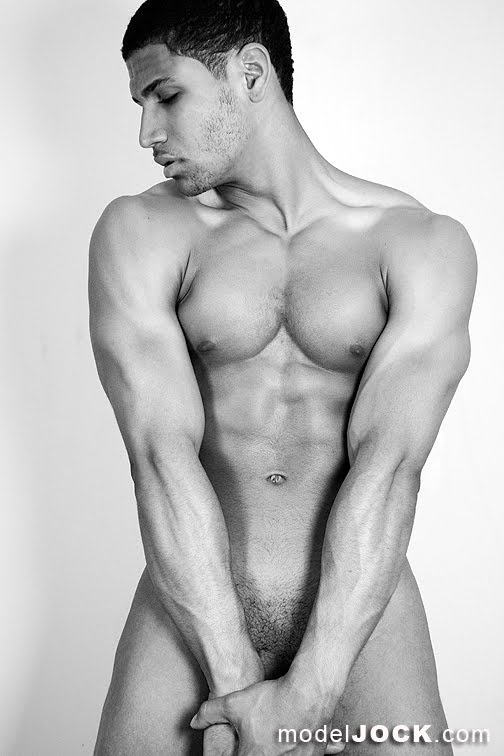 model Amazing nude male