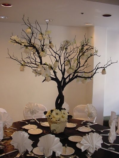 Tree Center Pieces