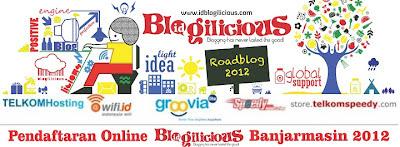 blogilicious Banjarmasin 2012