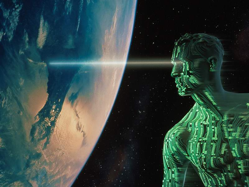 Teknoloji bilim ve spiritüalizm