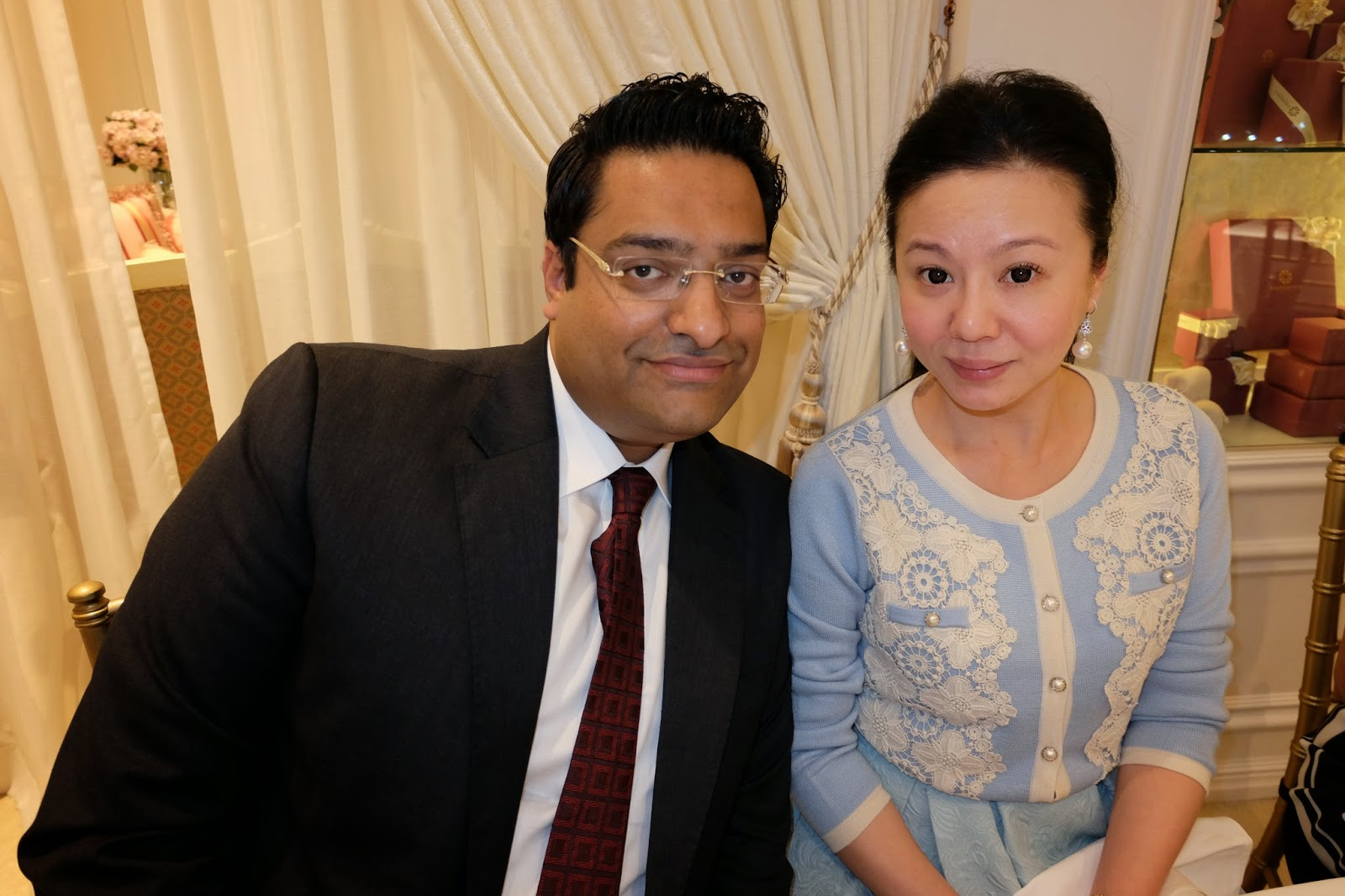 Nitin Goenka Wedding Nitin Goenka And Datin Joneser