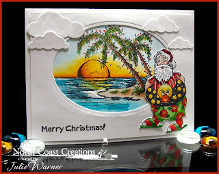 Stamps - North Coast Creations Warmest Wishes, Pooltime Buford, Holly Jolly Christmas