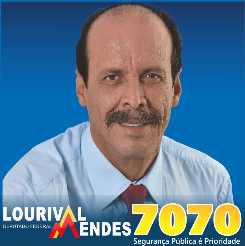 Dep. Federal Lorival Mendes