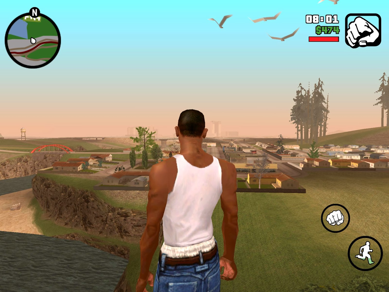 Grand Theft Auto III 1.6 Apk Full OBB Data latest