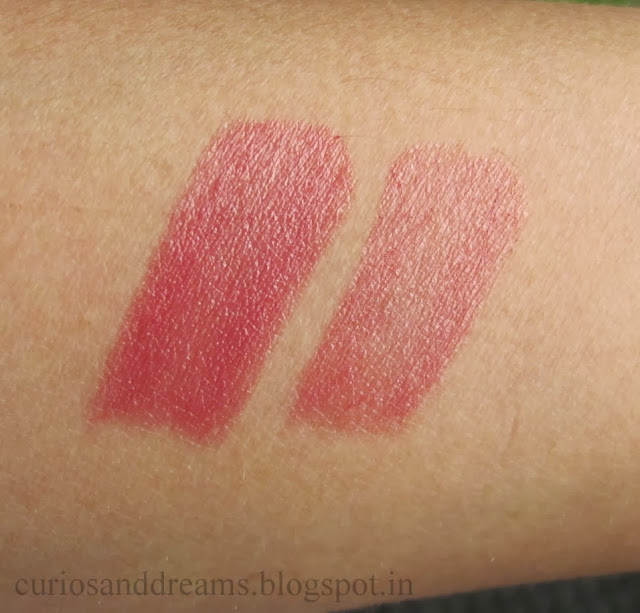 Elle 18 Color Pops Lipstick Coral Shine Review