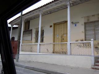 Santiago de Cuba exterior