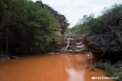 Enxurrada de lama da empresa CER Energia afeta a Barragem de Santo Inácio em Gentio do Ouro