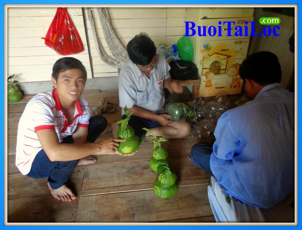 nguyen-thanh-long-tham-vuon-buoi-ho-lo-tai-loc-ong-VO-TRUNG-THANH-o-Hau-Giang