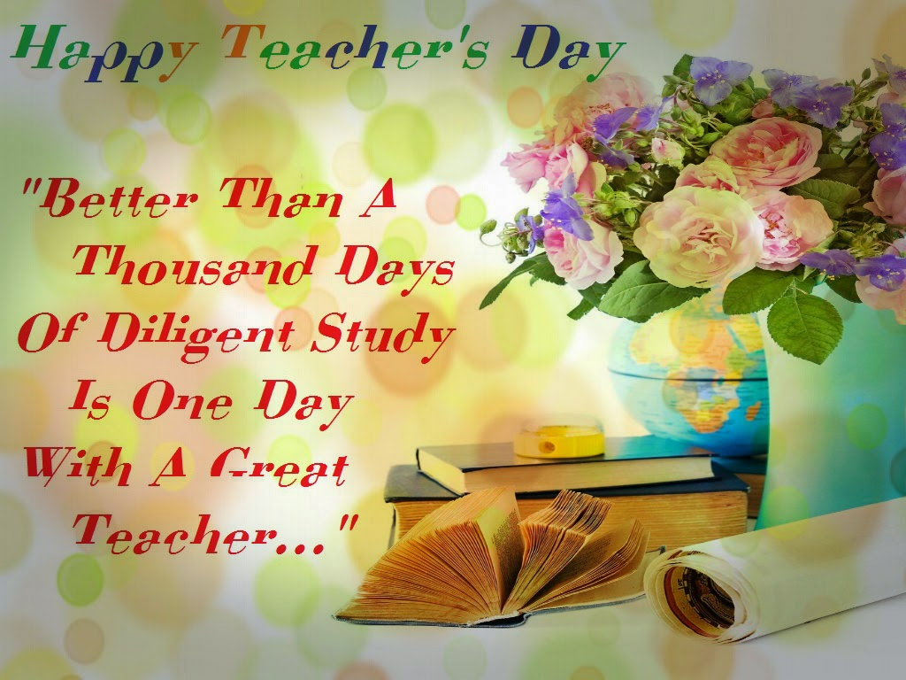 New Style of Teachers Day Wishes, Greetings Cards ...