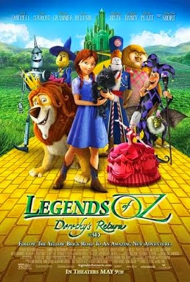 A Lenda de Oz – Dublado (2013)