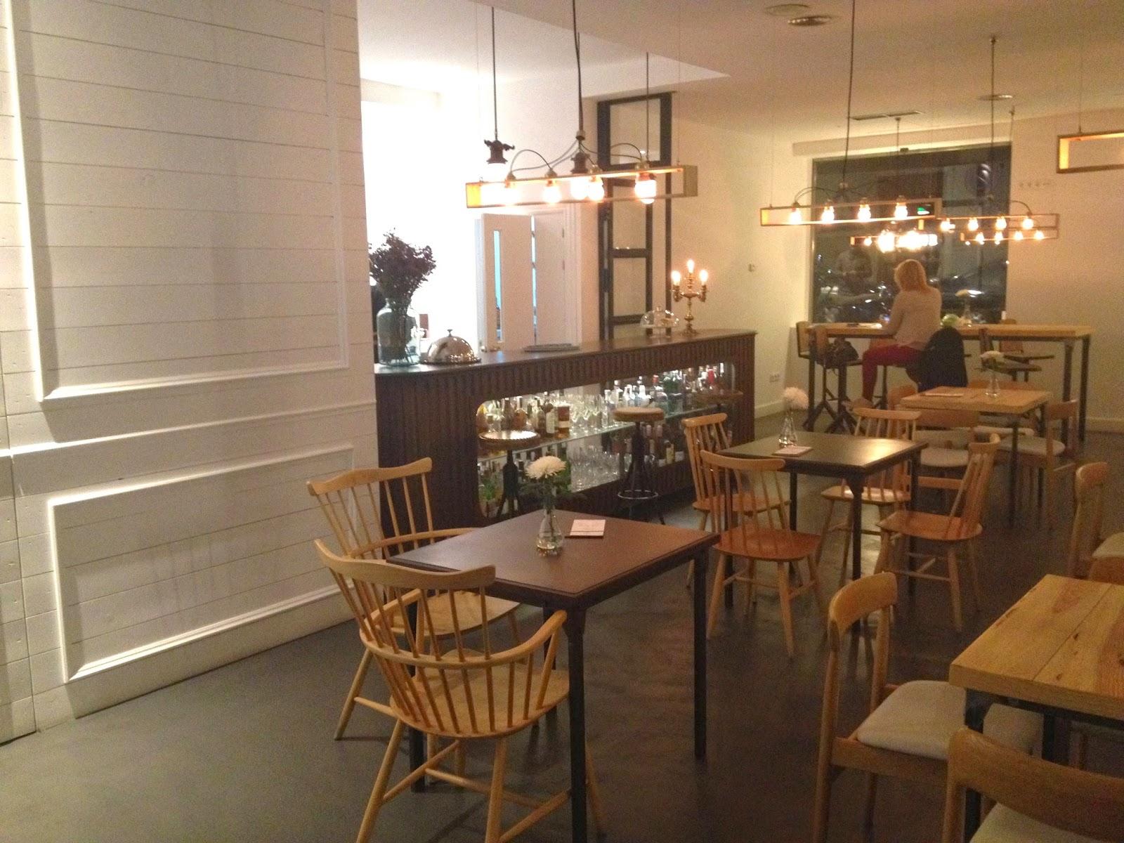 Hotel Siete Islas Kikekeller Madrid Cafetería Malasaña