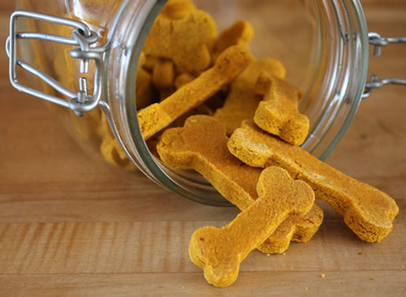 how to make dog treats from scratch