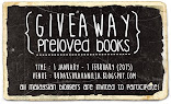 Giveaway Preloved Books