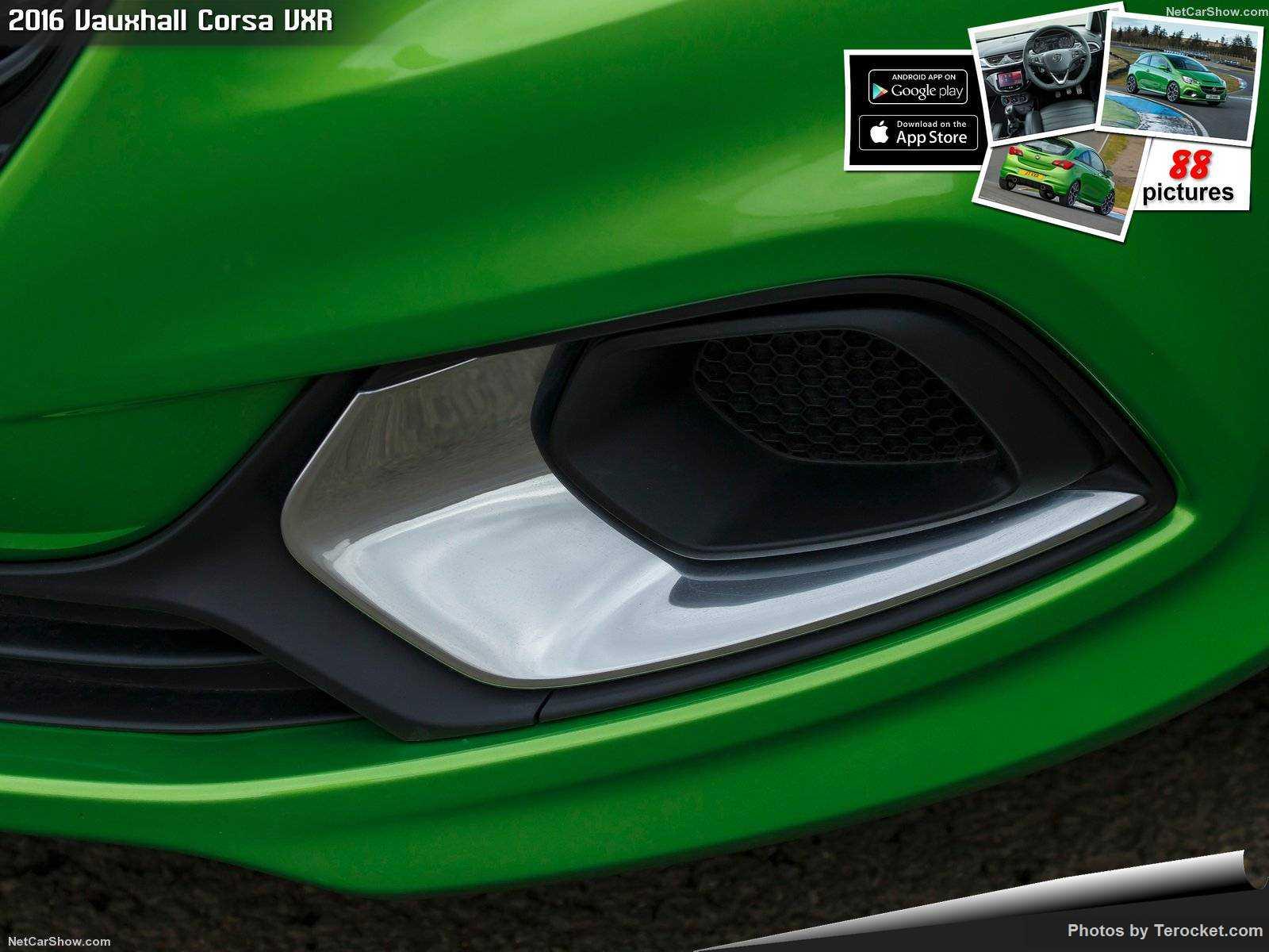 Hình ảnh xe ô tô Vauxhall Corsa VXR 2016 & nội ngoại thất