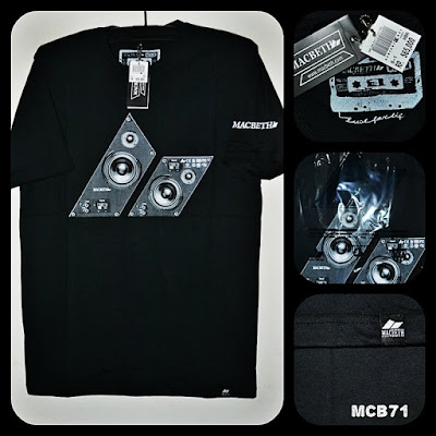 Kaos Surfing MACBETH Kode MCB71