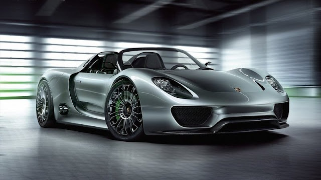 "Porsche Registers the ""919"" Moniker gassguzzler"