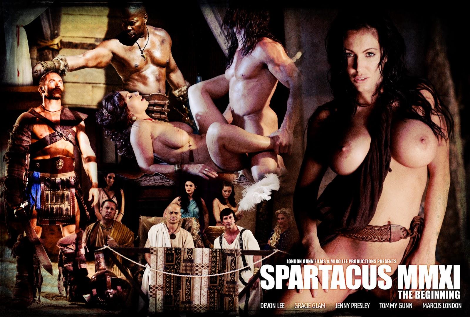 Videos spartacus porno