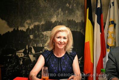 Artista Plástica Branca Paixão recebe homenagem do ROTARY CLUBE