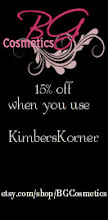 15% off  at BG Cosmetics!