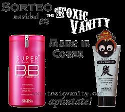 SORTEO DE NAVIDAD EN TOXIC VANITY