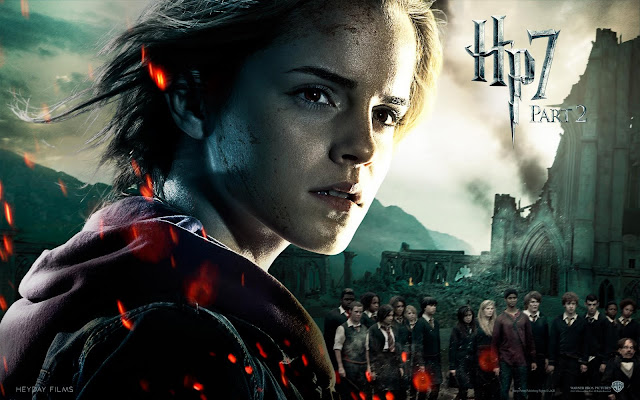Harry Potter And The Deathly Hallows Part 2 Wallpaper 6