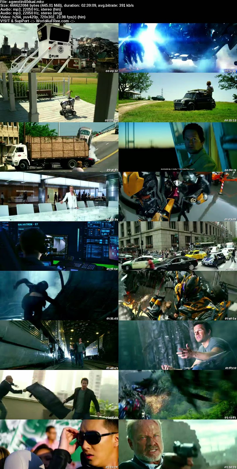 Watch Online Transformers 4 2014 In Hindi Dubbed 300mb