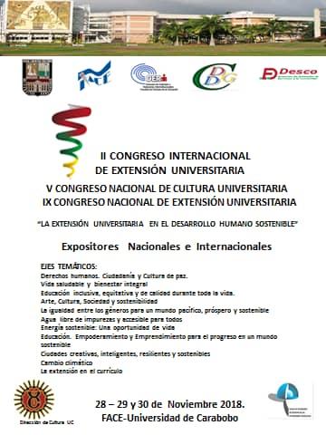 Congreso Internacional de Extensión Universitaria