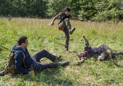 The Walking Dead- 5x13 - Dimenticare (Forget)