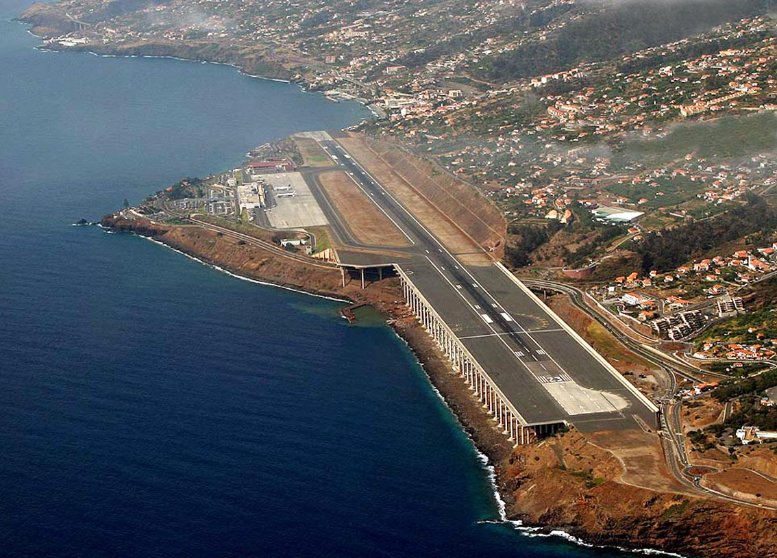 airport Funchal