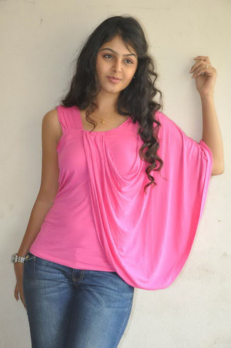 monal gajjar in pink photo gallery