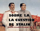 LA CUESTION DE STALIN