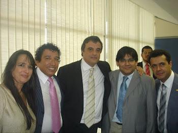 Frente Parlamentar da Família e Ministro da Justiça
