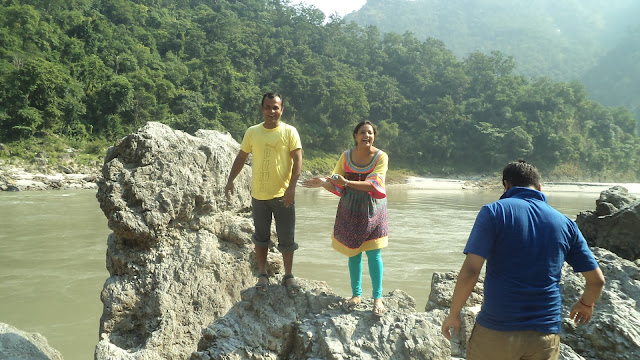 Enjoy Adventure life in Rishikesh India