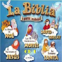 Historias de la Biblia para niños