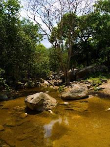 Río ereigue para el disfrute del municipio